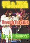 IKE & TINA TURNER - THROUGH THE YEARS - Video DVD