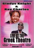 KNIGHT,GLADYS / CHARLES,RAY - LIVE AT THE GREEK THEATRE: TOGETHER - Video DVD