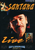 CARLOS SANTANA - LIVE GERMANY 1998 - Video DVD