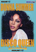 DONNA SUMMER - DISCO QUEEN - Video DVD