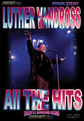 LUTHER VANDROSS - ALL THE HITS - Video DVD