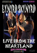 LYNYRD SKYNYRD - LIVE FROM THE HEARTLAND - Video DVD