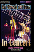 ROD & FACES STEWART - IN CONCERT - Video DVD