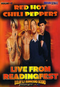 RED HOT CHILI PEPPERS - LIVE FROM GLASTONBURY - Video DVD