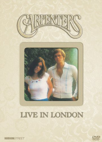 CARPENTERS - LIVE IN LONDON - Video DVD
