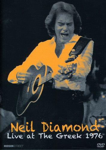 NEIL DIAMOND - LIVE AT THE GREEK THEATRE - Video DVD