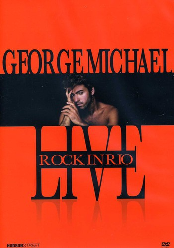 GEORGE MICHAEL - LIVE: ROCK IN RIO - Video DVD
