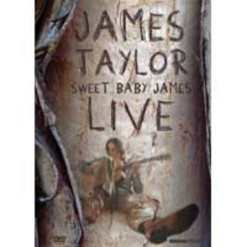 JAMES TAYLOR - SWEET BABY JAMES LIVE - Video DVD