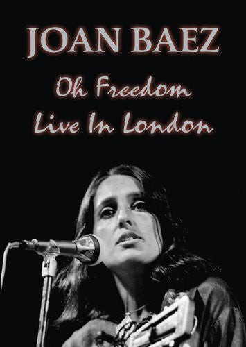 JOAN BAEZ - OH FREEDOM: LIVE IN LONDON - Video DVD