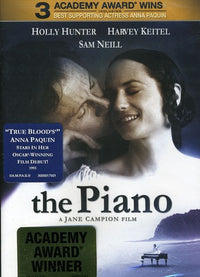 DVD MOVIE - PIANO - Video DVD