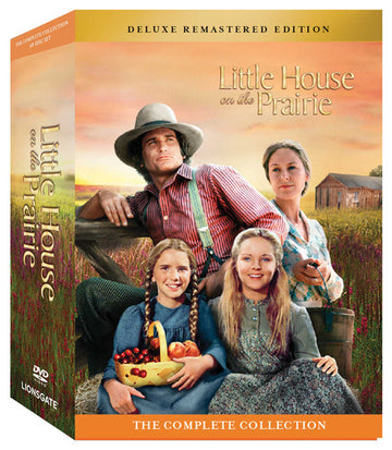 LITTLE HOUSE ON THE PRAIRIE: COMPLETE COLLECTION - LITTLE HOUSE ON THE PRAIRIE: COMPLETE COLLECTION (DVD)