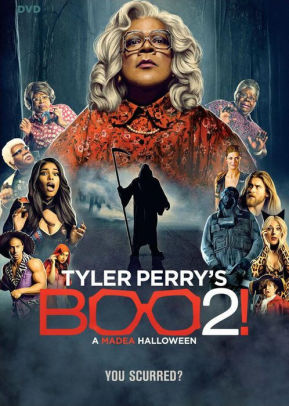 TYLER PERRY'S BOO 2: MADEA HALLOWEEN - TYLER PERRY'S BOO 2: MADEA HALLOWEEN - Video DVD