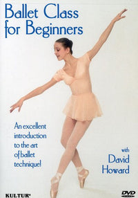 MOVIE DVD - Ballet Class For Beginners (DVD)