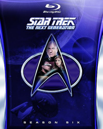 STAR TREK: NEXT GENERATION - SEASON 6 - STAR TREK: NEXT GENERATION - SEASON 6 - Video BluRay