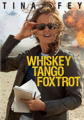 WHISKEY TANGO FOXTROT - WHISKEY TANGO FOXTROT - Video BluRay