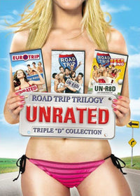 MOVIE DVD - ROAD TRIP UNRATED TRILOGY DVD (DVD)