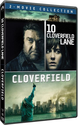 10 CLOVERFIED LANE / CLOVERFIELD: 2-MOVI - 10 CLOVERFIED LANE / CLOVERFIELD: 2-MOVI