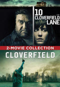10 CLOVERFIELD LANE / CLOVERFIELD - 10 CLOVERFIELD LANE / CLOVERFIELD - Video DVD
