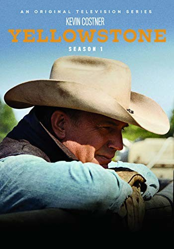 YELLOWSTONE: SEASON ONE - YELLOWSTONE: SEASON ONE (DVD)