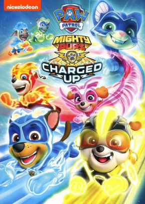PAW PATROL: MIGHTY PUPS CHARGED UP - PAW PATROL: MIGHTY PUPS CHARGED UP (DVD)