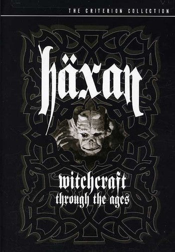 CRITERION COLLECTION: HAXAN & WITCHCRAFT - CRITERION COLLECTION: HAXAN & WITCHCRAFT (DVD)