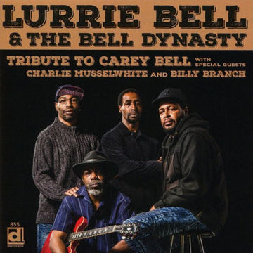 LURRIE BELL - TRIBUTE TO CAREY BELL - CD New