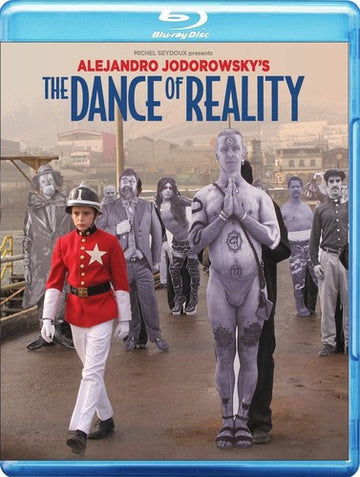 DANCE OF REALITY - DANCE OF REALITY - Video BluRay