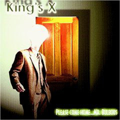 KING'S X - PLEASE COME HOME MR.BULBOUS - CD Used