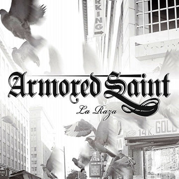 ARMORED SAINT - LA RAZA - CD New