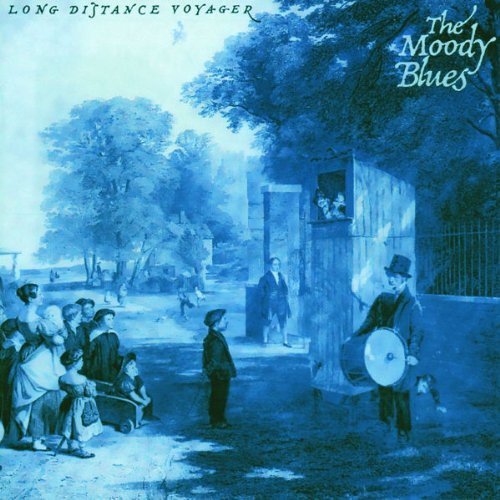 MOODY BLUES - LONG DISTANCE VOYAGER (CD) - CD New