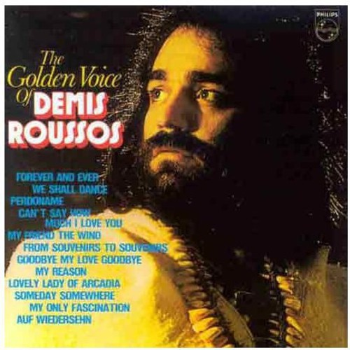 ROUSSOS, DEMIS - GOLDEN VOICE (CD)