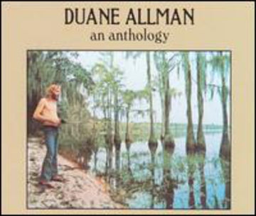 ALLMAN, DUANE - AN ANTHOLOGY (Vinyl LP)