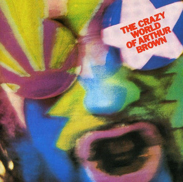 BROWN, ARTHUR - CRAZY WORLD OF ARTHUR BROWN (CD) - CD New
