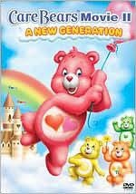 CARE BEARS MOVIE II: A NEW GENERATION - CARE BEARS MOVIE II: A NEW GENERATION (DVD)