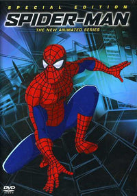 SPIDER-MAN - NEW ANIMATED SERIES - SPIDER-MAN - NEW ANIMATED SERIES