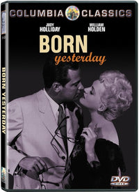 MOVIE DVD - Born Yesterday (1950) - Comedy-Classic (DVD)