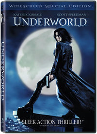 UNDERWORLD - UNDERWORLD (DVD)