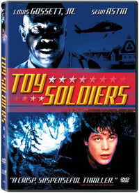 TOY SOLDIERS (1991) - TOY SOLDIERS (1991) (DVD)