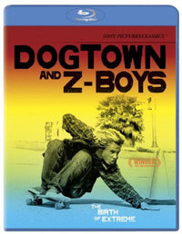 DOGTOWN & Z-BOYS - DOGTOWN & Z-BOYS - Video BluRay