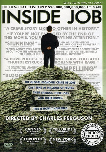MOVIE DVD - INSIDE JOB (DVD)