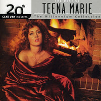 TEENA MARIE - 20TH CENTURY MASTERS: MILLENNIUM COLLECT