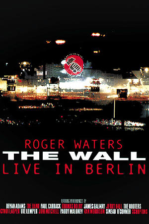 ROGER WATERS - WALL - LIVE IN BERLIN - Video Used DVD