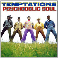 TEMPTATIONS - PSYCHEDELIC SOUL (CD)