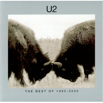 U2 - BEST OF 1990-2000 *STD* (CD)