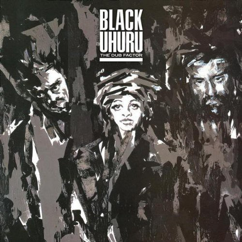 BLACK UHURU - DUB FACTOR - CD New