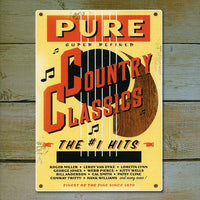 PURE COUNTRY CLASSICS: THE #1 HITS / VAR - PURE COUNTRY CLASSICS: THE #1 HITS / VAR (CD) - CD New