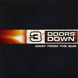 3 DOORS DOWN - AWAY FROM THE SUN *STD* - CD New