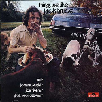 BRUCE, JACK - THINGS WE LIKE (CD) - CD New