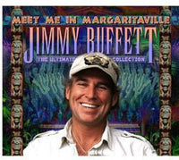 BUFFETT, JIMMY - MEET ME IN MARGARITAVILLE (CD) - CD New