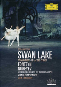 TCHAIKOVSKY / FONTEYN / NUREYEV / VPO / - SWAN LAKE - Video DVD